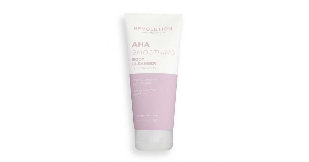 Revolution Skincare - Gel corporal con AHA - Suavizante - 200ml