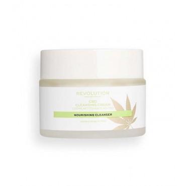 Revolution Skincare - Crema limpiadora de CBD - 50ml