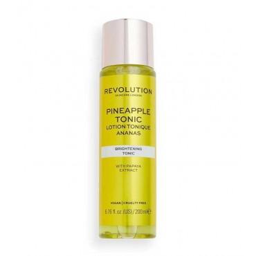 Revolution Skincare - Tónico iluminador con piña - 200ml