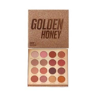 Makeup Obsession - Paleta de sombras Golden Honey