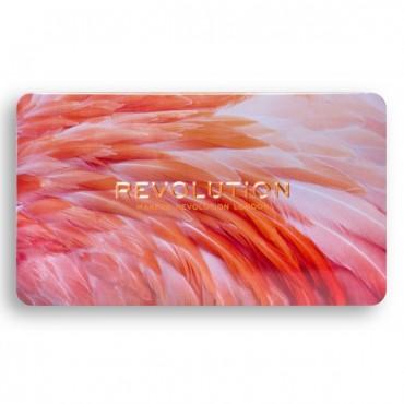 Revolution - Paleta de Sombras Forever Flawless - Flamboyance Flamingo