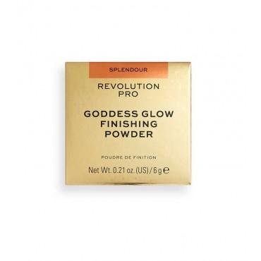 Revolution Pro - *Goddess Glow* - Polvos de acabado luminosos - Splendour