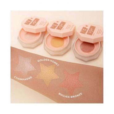 Makeup Obsession - Polvos sueltos iluminadores Shimmer Dust - Golden Honey