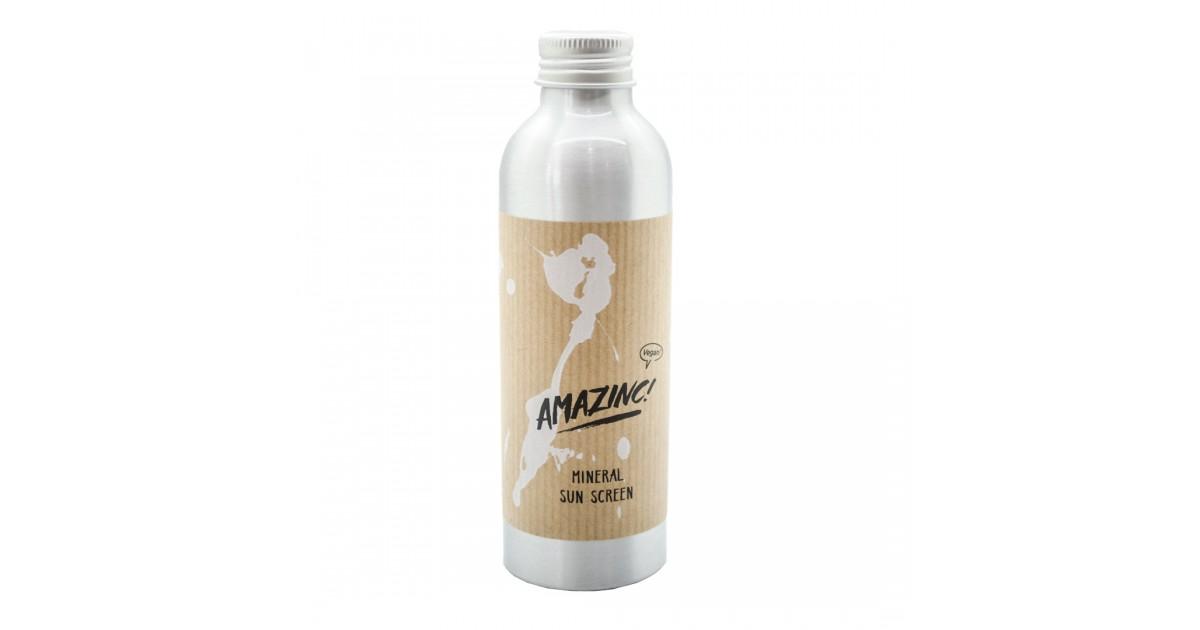 Amazinc - Crema Solar Líquida SPF 50 - 150ml
