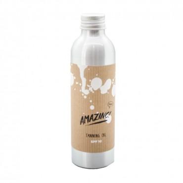 Amazinc - Aceite De Bronceado SPF 10 - 150ml