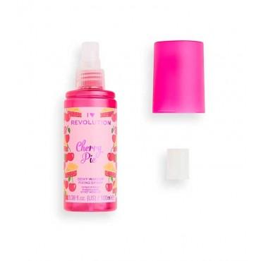 I Heart Revolution - Spray fijador de maquillaje Dewy - Cherry Pie
