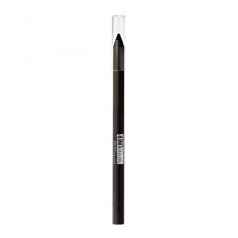 Maybelline - Delineador de ojos Tattoo Liner - 900: Deep Onyx