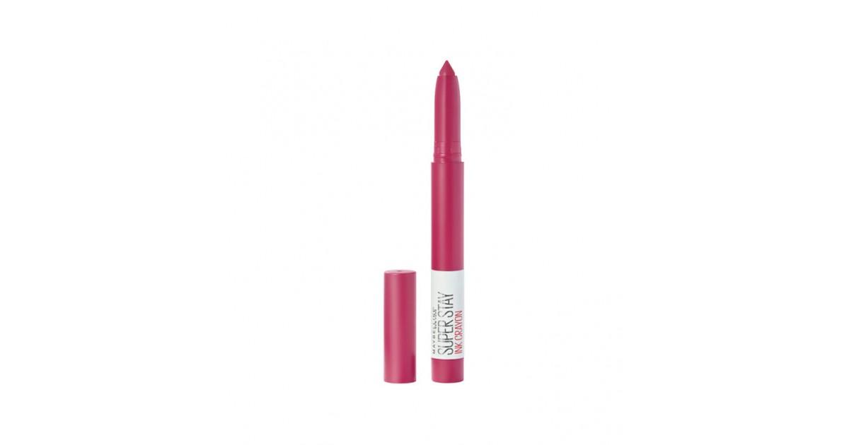 Maybelline - Barra de Labios SuperStay Ink Crayon - 35: Treat Yourself