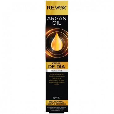 Revox - Argán Oil - Crema de día hidratante