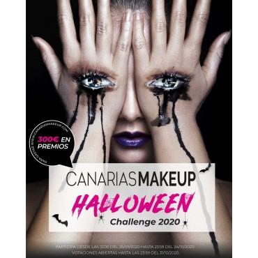 Canarias Makeup   Concurso de Maquillaje de Halloween 2020