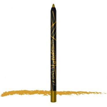 L.A. Girl Lápiz de Ojos Glide Eyeliner Pencil - Goldmine