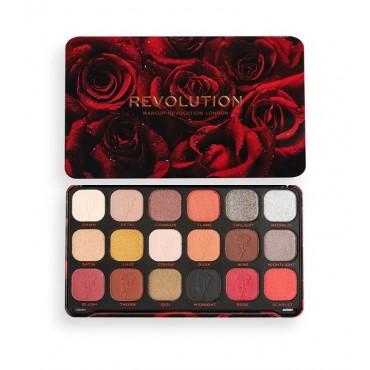 PROMOS Revolution - *Halloween 2020* - Paleta de Sombras Forever Flawless - Midnight Rose