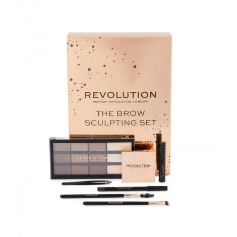 Revolution - The Brow Sculpting Set 2020