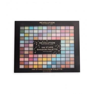 Revolution - Paleta de sombras de ojos 196 Stars Shadow Palette 2020