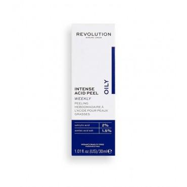 Revolution Skincare - Intense Peeling Solution para piel grasa