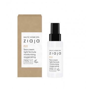 Ziaja - Baltic Home Spa - Crema facial ligera hidratante y oxifgenante