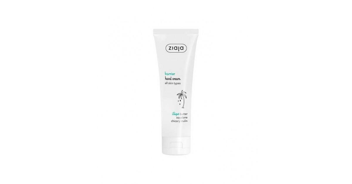 Ziaja - Crema de manos protectora con manteca de Illipe - 80ml