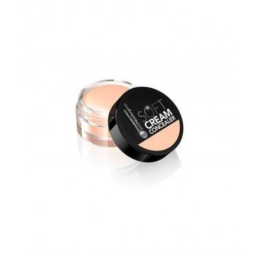 Bell - Corrector en Crema Hipoalergénico - Soft Cream Concealer - 02: Vainilla