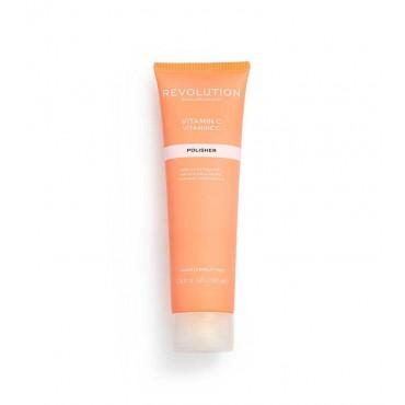 Revolution Skincare - Exfoliante facial iluminador con Vitamina C