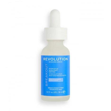 Revolution Skincare - Sérum 2% Ácido Salicílico y Enzimas de Frutas