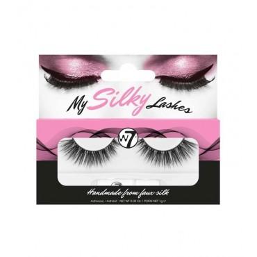 W7 - Pestañas postizas - My Silky Lashes - SL34