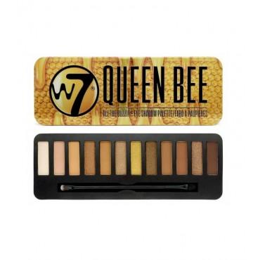 W7 - Paleta de sombras de ojos Queen Bee