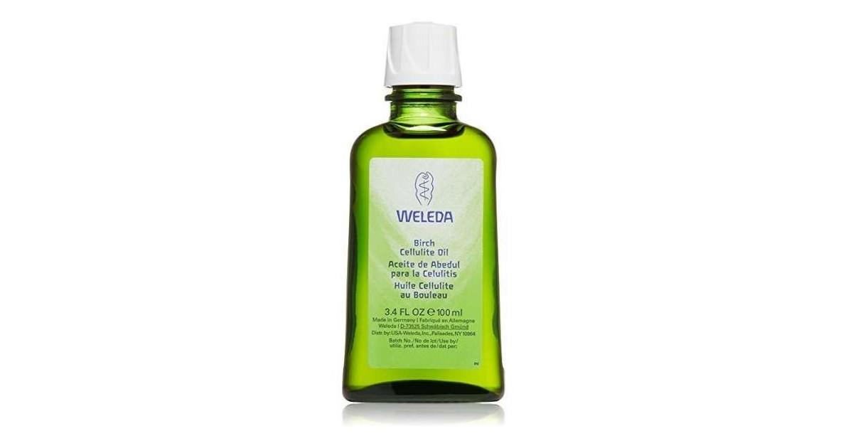 Weleda - Aceite Anticelulítico - Abedul - 100ml