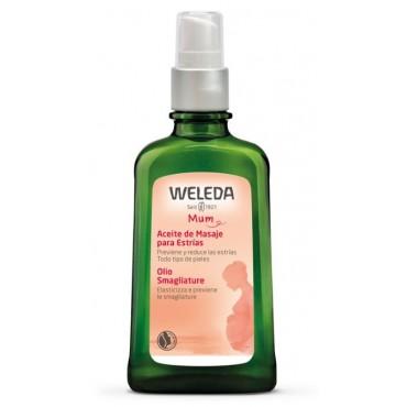 Weleda - Aceite para masajes - Anti estrías - 100ml
