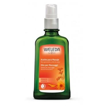 Weleda - Aceite Masajes - Árnica - 100ml