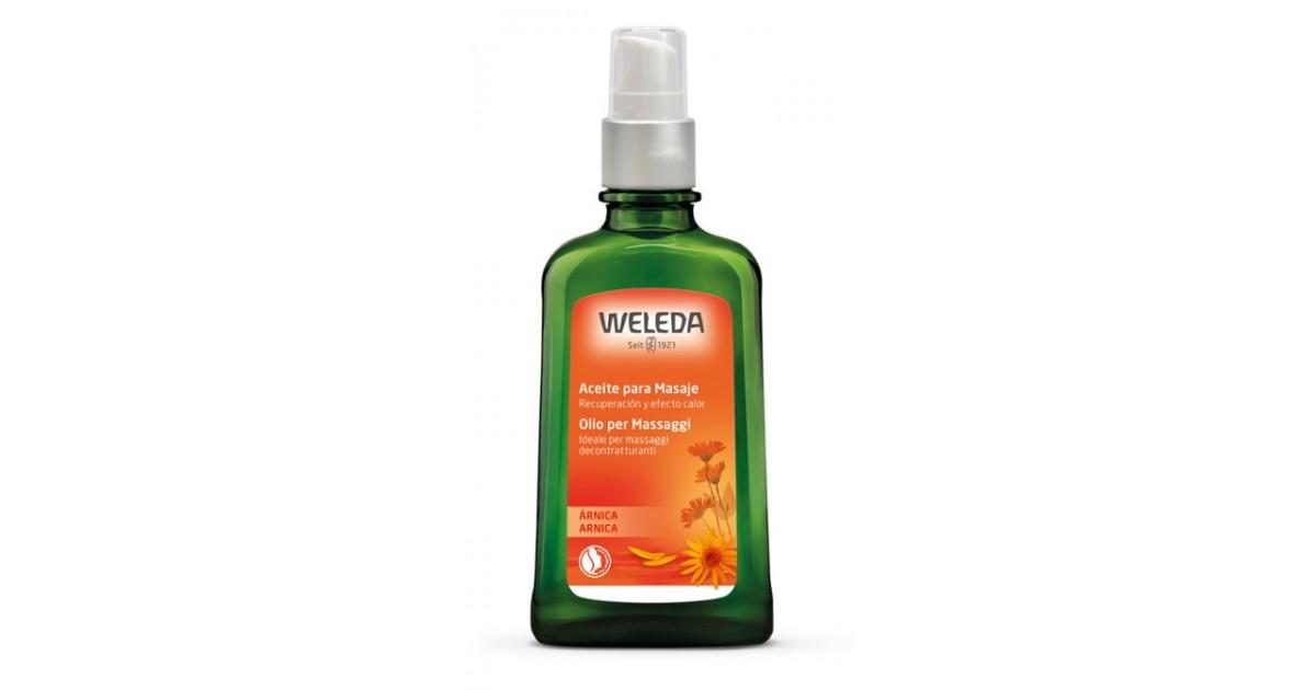 Weleda - Aceite Masajes - Árnica - 50ml