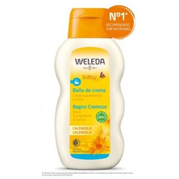 Weleda - Crema de Baño Bebé - Caléndula - 200ml