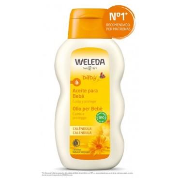 Weleda - Aceite Bebé - Caléndula - 200ml