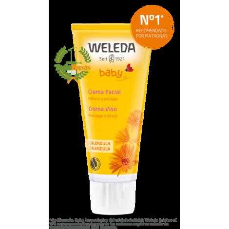 Weleda - Crema Facial Baby - Caléndula - 50ml