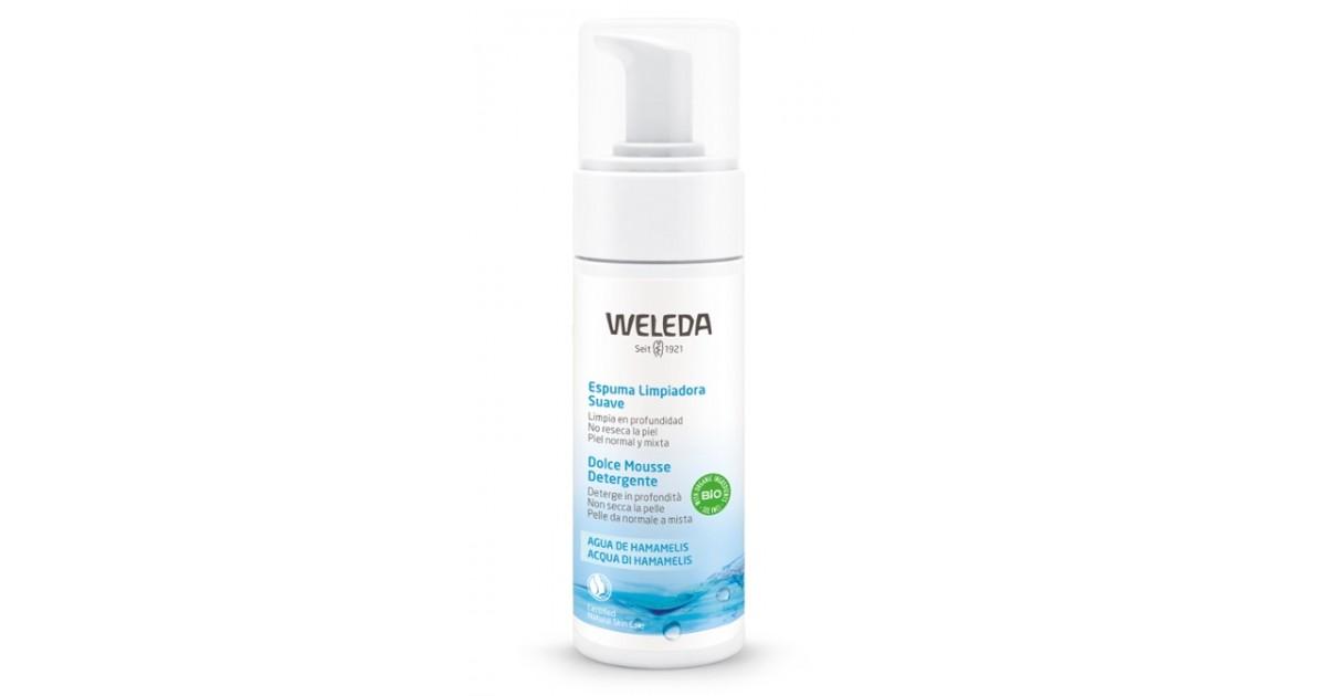 Weleda - Espuma Limpiadora Suave - 150ml