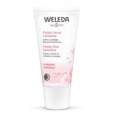 Weleda - Fluido Facial Calmante - Almendra - 30ml