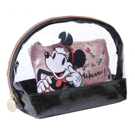 Disney - Minnie - Neceser Set aseo/viaje