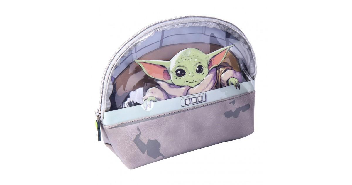 Disney - The Mandalorian Child - Neceser Set aseo/viaje