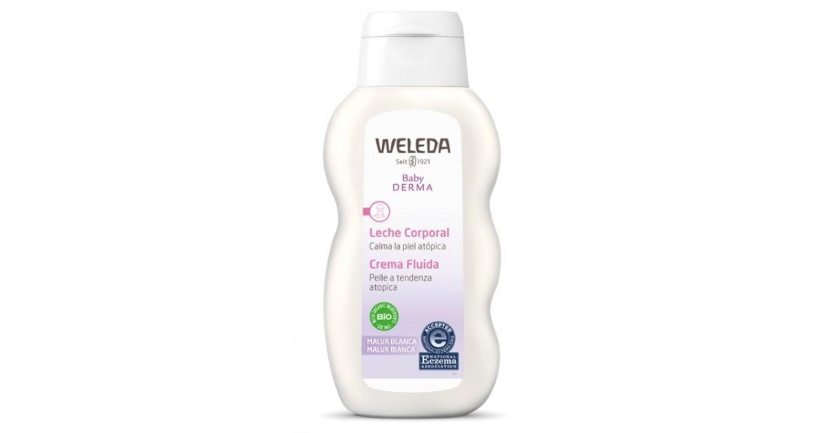 Weleda - Leche Corporal - Malva Blanca - 200ml