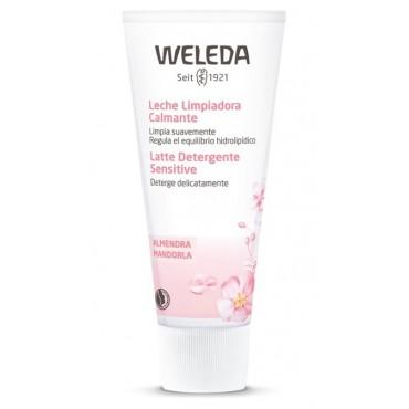 Weleda - Leche Facial Limpiadora Calmante - Almendra - 750ml