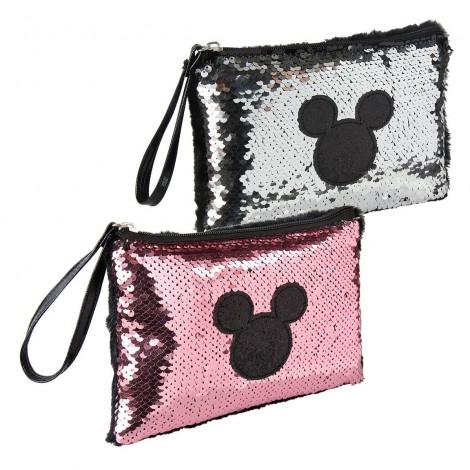 Disney - Minnie - Bolso de fiesta de lentejuelas