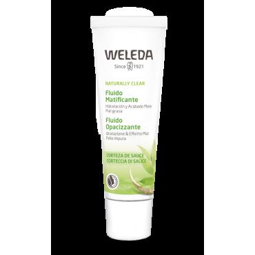 Weleda - Fluido Matificante - Corteza de Sauce - 30ml