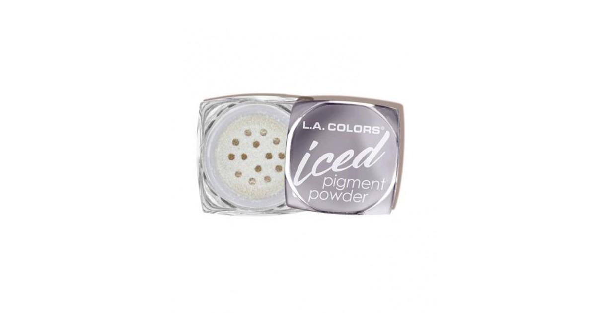 L.A. Colors - Iced Pigment Powder - Flash