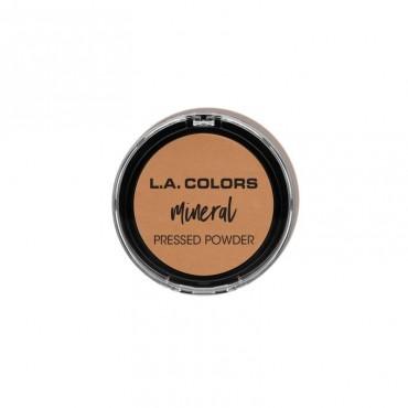 L.A. Colors - Mineral Pressed Powder - Classic Tan