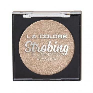 L.A. Colors - Strobing Illuminating Powder - Champagne