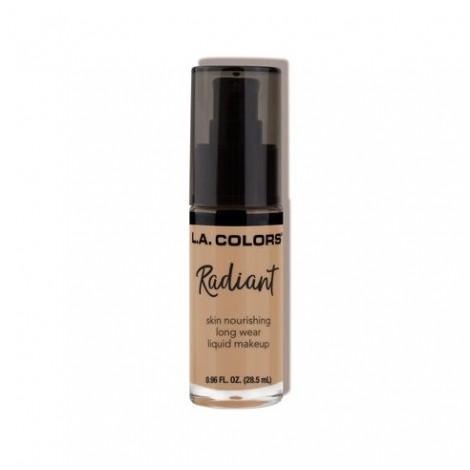 L.A. Colors - Radiant Liquid Makeup - Medium Beige