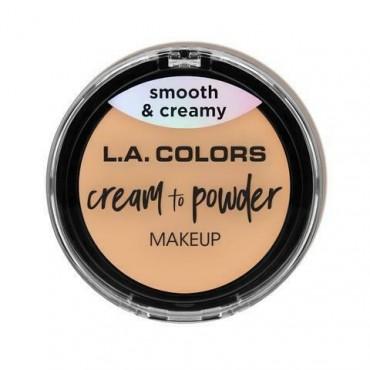 L.A. Colors - Cream To Powder - Buff