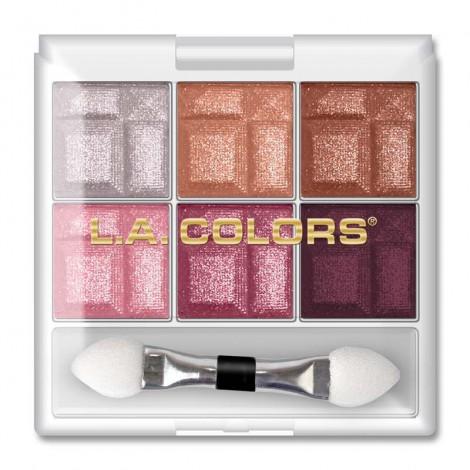 L.A. Colors - 6 Color Palette - Delicate