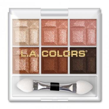 L.A. Colors - 6 Color Palette - Earthy