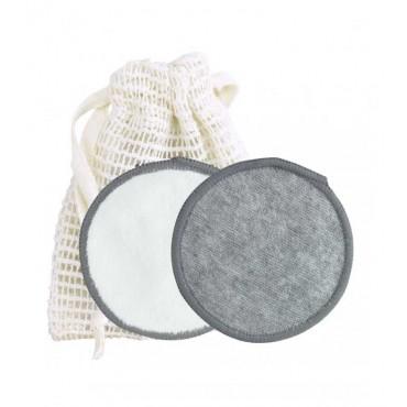 Beter - *Natural Fiber* - Discos Desmaquillantes Reutilizables