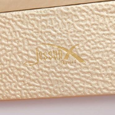Jessup Beauty - Caja Dorada Almacenaje Brochas - CB012